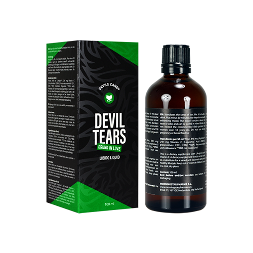 Devil Tears Libido Liquid